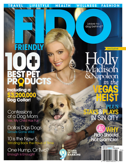 FIDO magazine: March-April 2010 cover