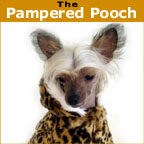 Pampered Pooch Pet Life Radio logo