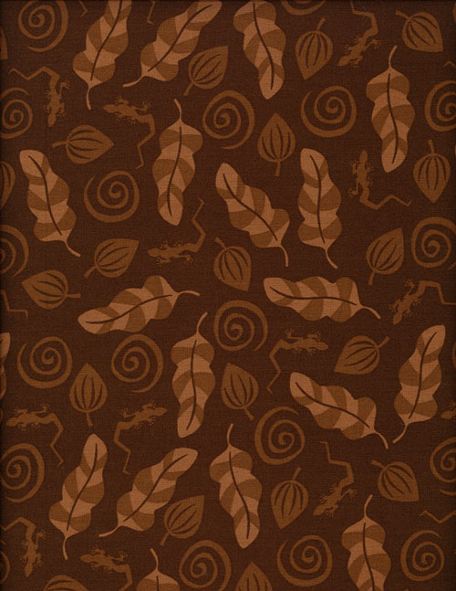 PLAYFUL LEAVES - COTTON cover/airbed set-leaf, leaves, spirals, falling, brown, lizards, autumn, fall, earthy, earth tones, neutrals, nature, cotton, natural fiber, pet bed, dog bed, cat bed, pet air bed, orthopedic support, veterinarian recommended, machine washable, machine dry slipcovers, apparel fabric, easy change, sustainable, eco-friendly, dog, cat, claw and nail proof, vet recommended, environmentally responsible, pet bed, dog bed, cat bed, natural nest, nesting area, long lasting, never compresses, replacement slipcovers, handcrafted, made in Michigan, made in USA, fashion covers, home decor, style, ARNO, Animal Rescue New Orleans