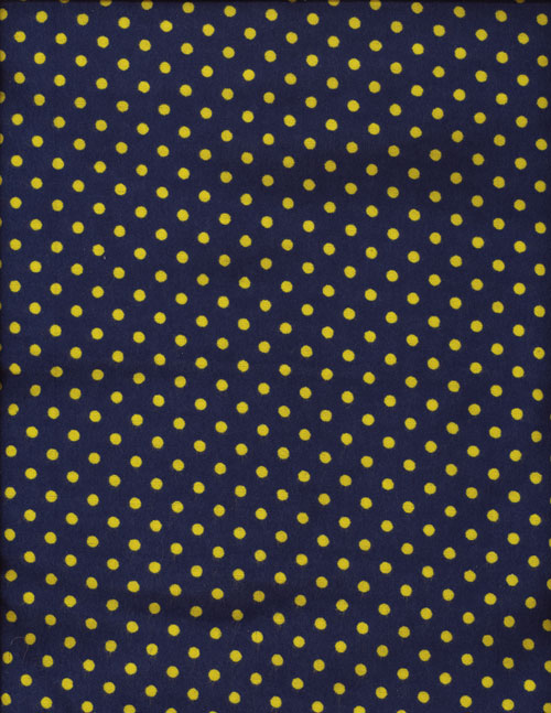 MAIZE-N-BLUE DOTS - FLANNEL cover/airbed set-blue, maize, yellow, navy, polka dots, flannel, cotton, natural fiber, pet bed, dog bed, cat bed, pet air bed, orthopedic support, veterinarian recommended, machine washable, machine dry slipcovers, apparel fabric, easy change, sustainable, eco-friendly, dog, cat, claw and nail proof, vet recommended, environmentally responsible, pet bed, dog bed, cat bed, natural nest, nesting area, long lasting, never compresses, replacement slipcovers, handcrafted, made in Michigan, made in USA, snazztastic, fashion covers, home decor, style, ARNO, Animal Rescue New Orleans