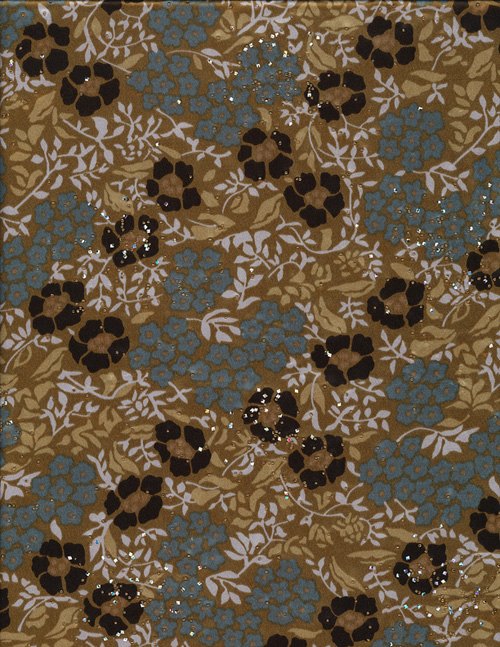 ORIENT FLORAL w/BEADS - SILKY cover/airbed set-flowers, florals, beads, ocher, gold, blue grey, oriental, silky, polyester, pet bed, dog bed, cat bed, pet air bed, orthopedic support, veterinarian recommended, machine washable, machine dry slipcovers, apparel fabric, easy change, sustainable, eco-friendly, dog, cat, claw and nail proof, vet recommended, environmentally responsible, pet bed, dog bed, cat bed, natural nest, nesting area, long lasting, never compresses, replacement slipcovers, handcrafted, made in Michigan, made in USA, snazztastic, fashion covers, home decor, style, ARNO, Animal Rescue New Orleans