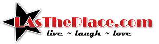 LAs The Place logo