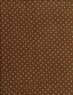 BROWN w/TEAL DOTS - CORDUROY cover/airbed set