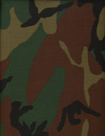 CAMO CLASSIC - COTTON cover/airbed set