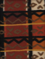NATIVE AMERICAN STRIPES - FLEECE cover/airbed set-native American indians, tribal, brown, burnt sienna, red, orange, black, stripes, fleece, polyester, pet bed, dog bed, cat bed, pet air bed, orthopedic support, veterinarian recommended, machine washable, machine dry slipcovers, apparel fabric, easy change, sustainable, eco-friendly, dog, cat, claw and nail proof, vet recommended, environmentally responsible, pet bed, dog bed, cat bed, natural nest, nesting area, long lasting, never compresses, replacement slipcovers, handcrafted, made in Michigan, made in USA, snazztastic, fashion covers, home decor, style, ARNO, Animal Rescue New Orleans