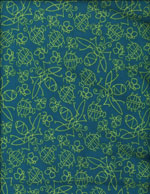 DOODLE BUGS - FLANNEL cover/airbed set-bugs, doodles, insects, blue, teal lime, green, flies, ladybugs, dragonfly, flannel, cotton, natural fiber, pet bed, dog bed, cat bed, pet air bed, orthopedic support, veterinarian recommended, machine washable, machine dry slipcovers, apparel fabric, easy change, sustainable, eco-friendly, dog, cat, claw and nail proof, vet recommended, environmentally responsible, pet bed, dog bed, cat bed, natural nest, nesting area, long lasting, never compresses, replacement slipcovers, handcrafted, made in Michigan, made in USA, snazztastic, fashion covers, home decor, style, ARNO, Animal Rescue New Orleans