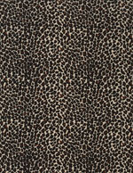 SHIMMERY CHEETAH PRINT - SILKY cover/airbed set