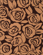 PEACH GLITTERY FLOWERS - SILKY cover/airbed set-flowers, floral, peach, glittery, brown, chocolate, shimmery, silky, polyester, pet bed, dog bed, cat bed, pet air bed, orthopedic support, veterinarian recommended, machine washable, machine dry slipcovers, apparel fabric, easy change, sustainable, eco-friendly, dog, cat, claw and nail proof, vet recommended, environmentally responsible, pet bed, dog bed, cat bed, natural nest, nesting area, long lasting, never compresses, replacement slipcovers, handcrafted, made in Michigan, made in USA, snazztastic, fashion covers, home decor, style, ARNO, Animal Rescue New Orleans